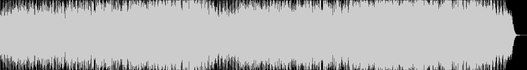 ジブリ風ファンタジックジャズワルツの曲の未再生の波形