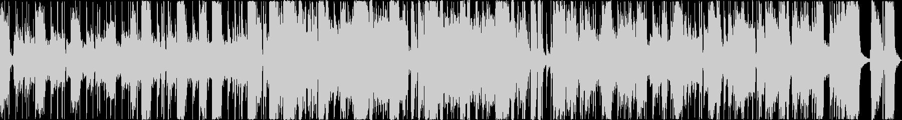 クラシックなクールファンクサウンドの未再生の波形