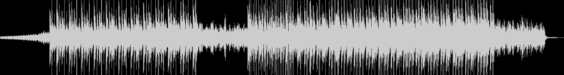 電脳・空想科学的なエレクトロ エレキ無Aの未再生の波形