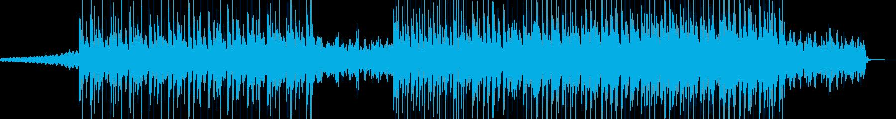 電脳・空想科学的なエレクトロ エレキ無Aの再生済みの波形