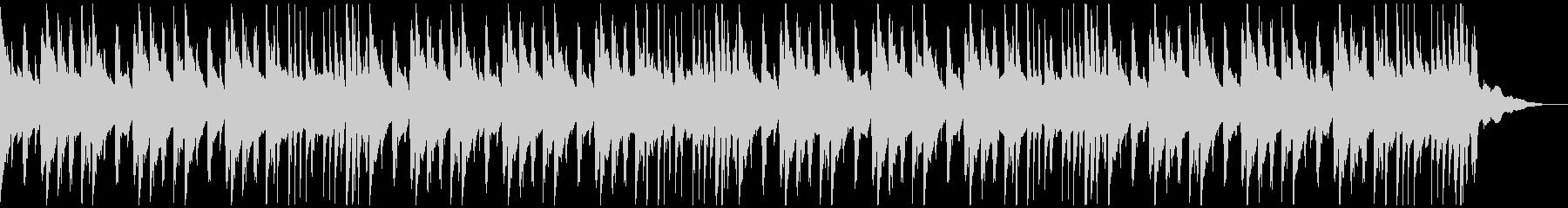 クイズシンキングタイム シンプルリズムの未再生の波形