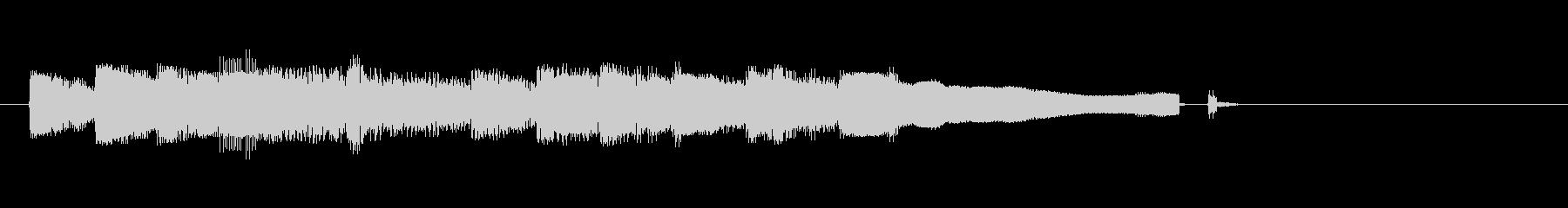 エレクトリックギター、ロックアルペ...の未再生の波形