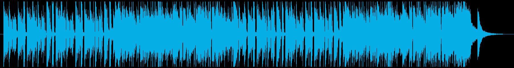 ファンク ポジティブ 明るい 可愛...の再生済みの波形