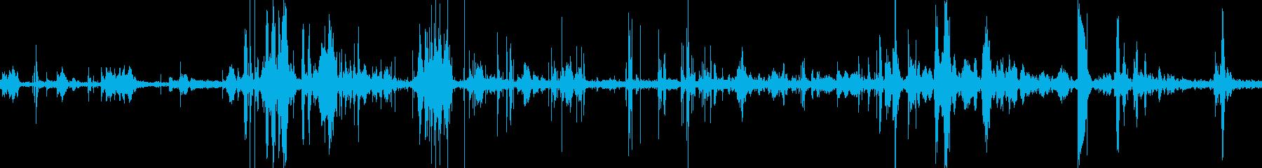 ピットブルドッグヘビーブリージング...の再生済みの波形