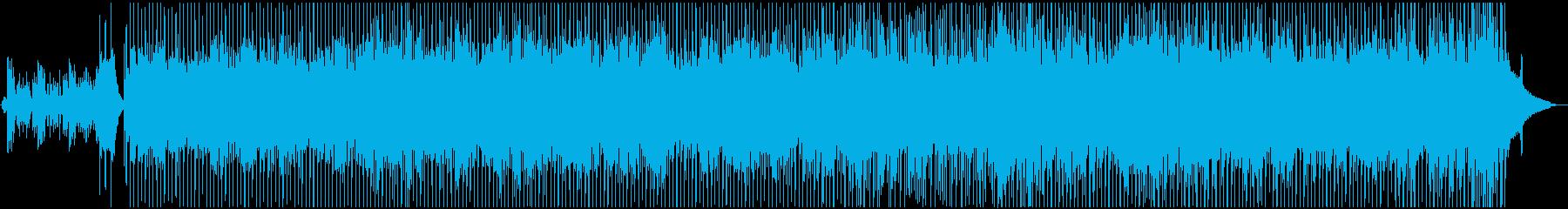 爽やかでキラキラなピアノポップスの再生済みの波形