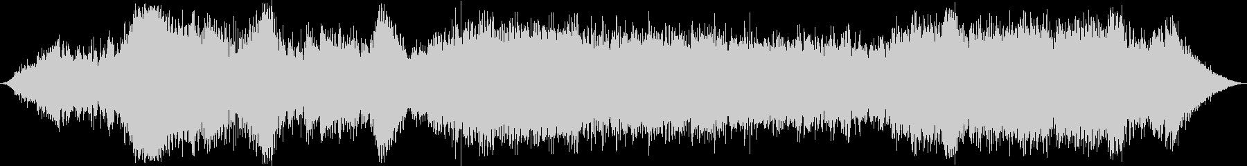 ラジオ制作シーン:カーチェイス:ス...の未再生の波形