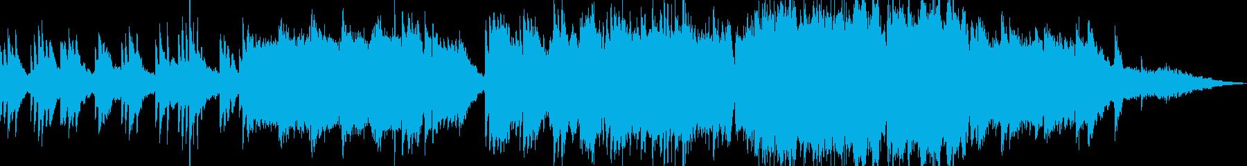 【ドラム無し】バラード・ピアノ・透明感の再生済みの波形