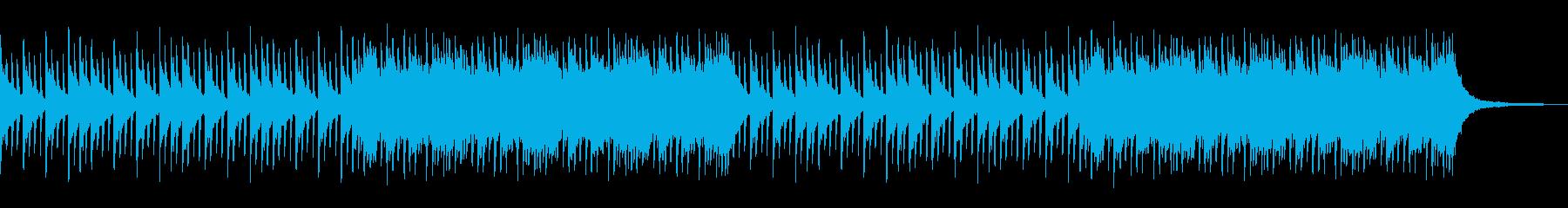 メロディー無し 切ない ピアノ ギターの再生済みの波形