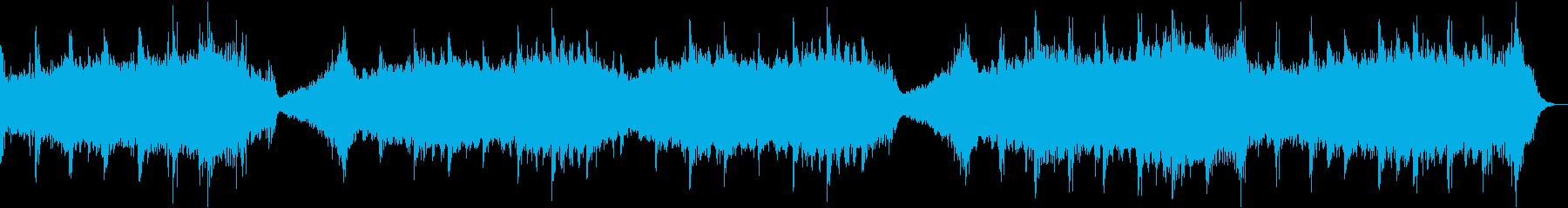 現代の交響曲 劇的な 厳Sol フ...の再生済みの波形