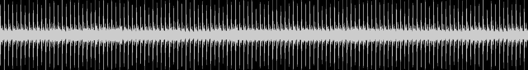 ピアノが印象的な軽快でさわやかな音楽の未再生の波形
