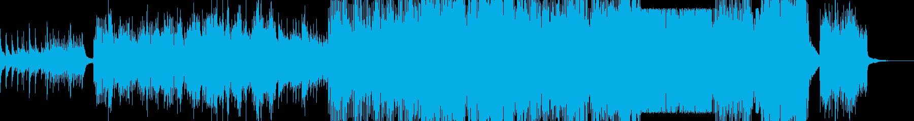ポップ。の再生済みの波形