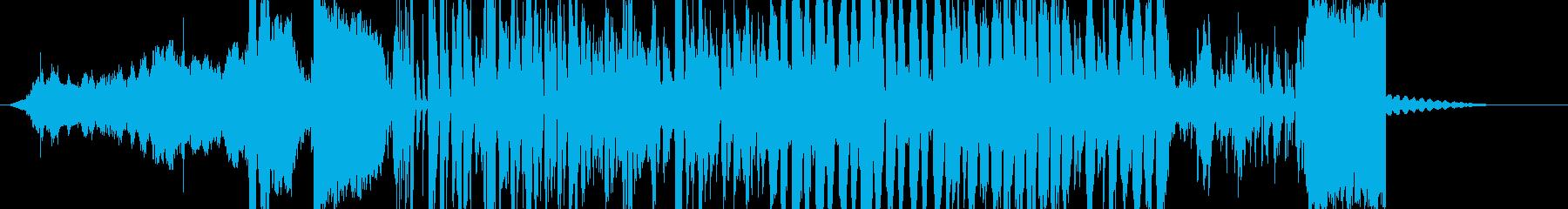 コメディやアニメーションのためのこ...の再生済みの波形