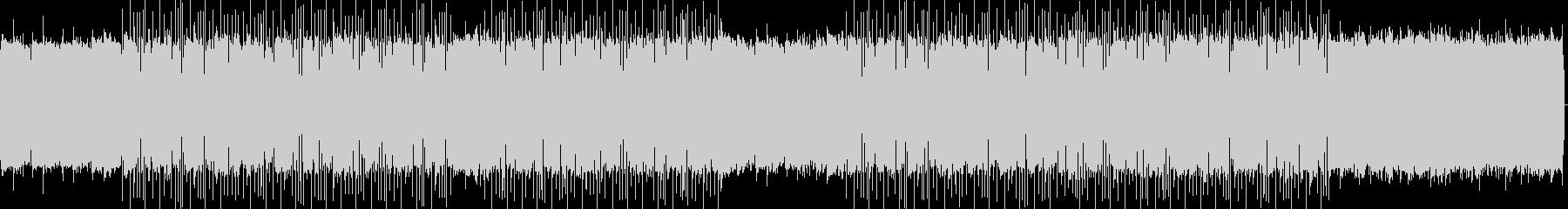 メロウで浮遊感のあるノイズポップ・ループの未再生の波形