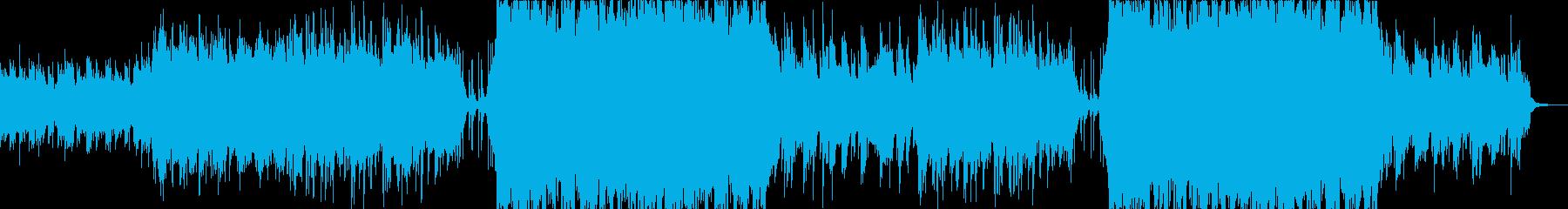 ブルーモーメント / チルアウト・R&Bの再生済みの波形