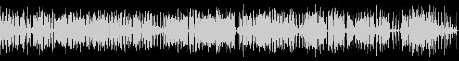 長尺オルゴール楽曲02-2(駆動音なし)の未再生の波形