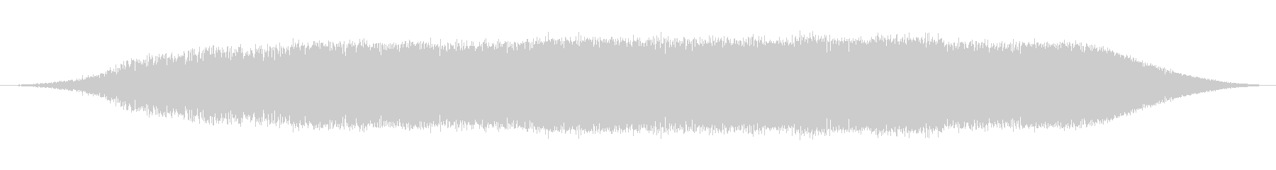 ドラム、囚人のロープ0-30の未再生の波形