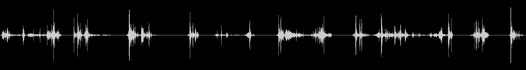 アイスホッケー:さまざまな身体への...の未再生の波形