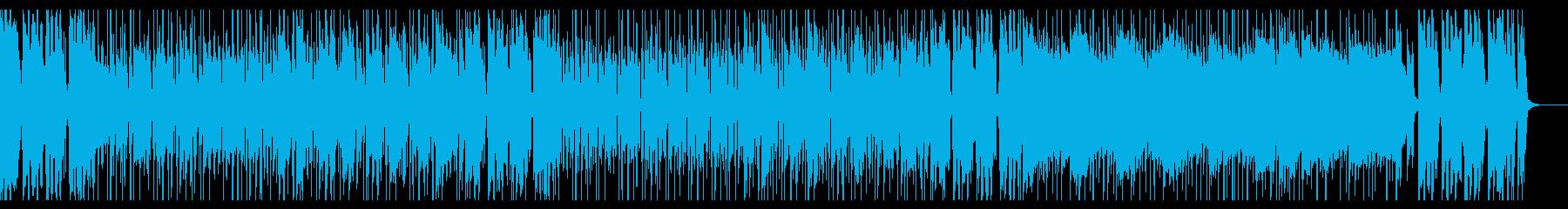 刑事のテーマ ジャズファンクの再生済みの波形
