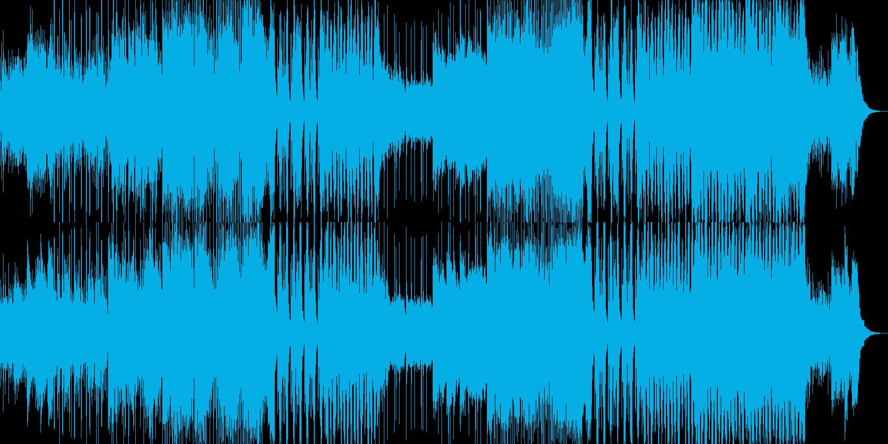 海を感じるFutureBasssの再生済みの波形