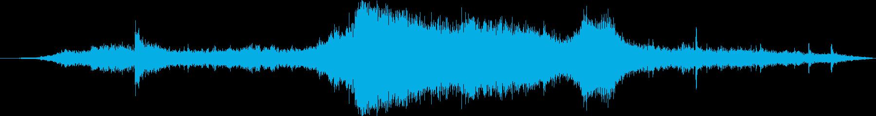 製鉄所:クレーンダンプスクラップ金...の再生済みの波形