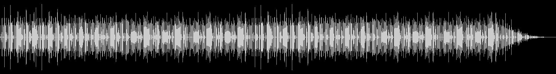 GB風スポーツ系格闘ゲームのステージ曲の未再生の波形
