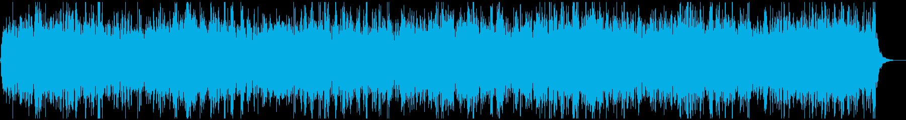 オーロラ 神秘的 美しい アンビエントの再生済みの波形