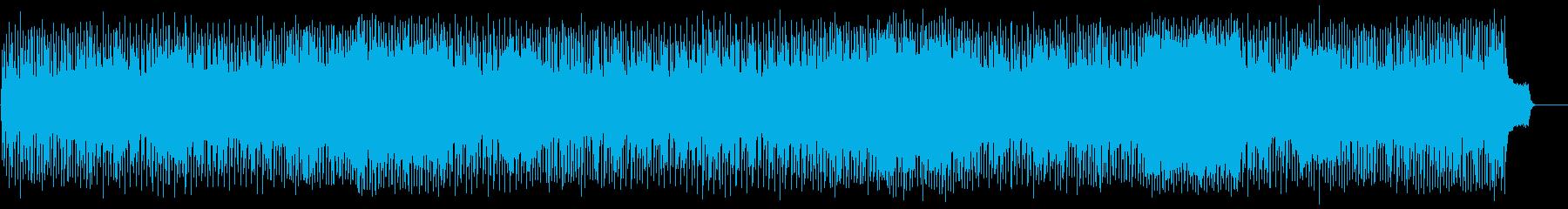 背中に哀愁漂うポップ(フルサイズ)の再生済みの波形