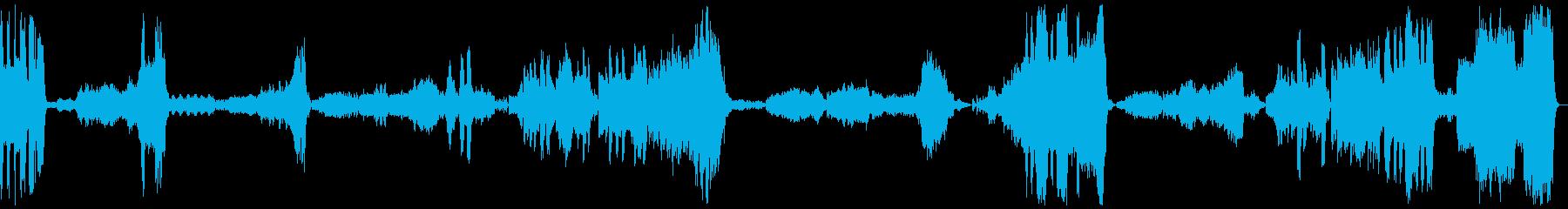『こうもり』 序曲の再生済みの波形