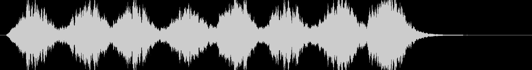 BGM11の未再生の波形