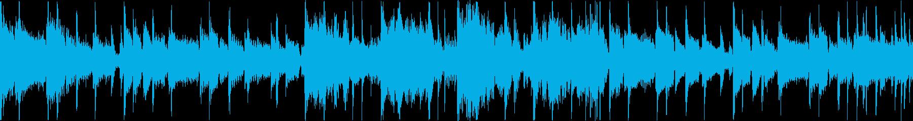 ファンク/ソウル/ R&B。アジャ...の再生済みの波形