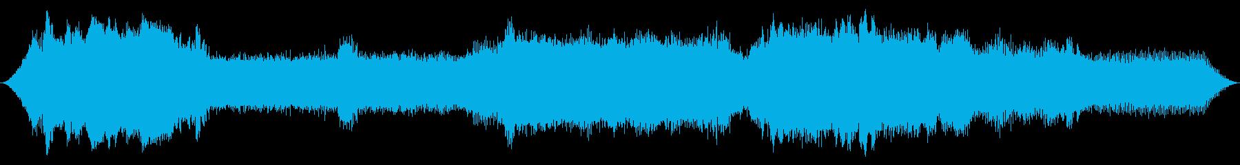 Int:アイドル、非常に遅い速度で...の再生済みの波形