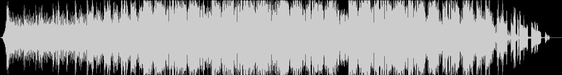 エレクトロ 交響曲 ダブステップ ...の未再生の波形