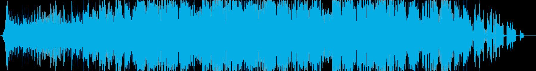エレクトロ 交響曲 ダブステップ ...の再生済みの波形