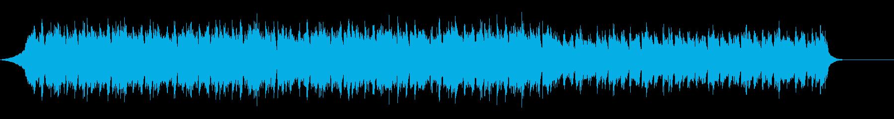 情報番組<60秒CM>アクティブスポーツの再生済みの波形