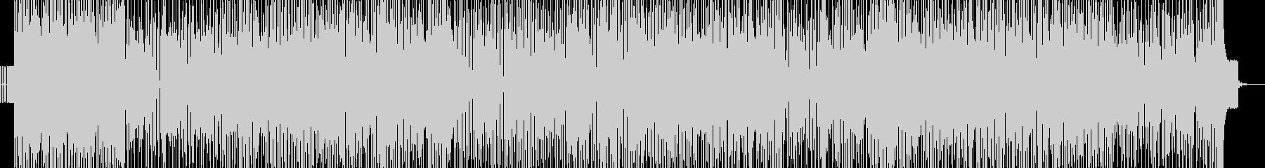 和楽器が奏でる軽快な【和風】EDM の未再生の波形