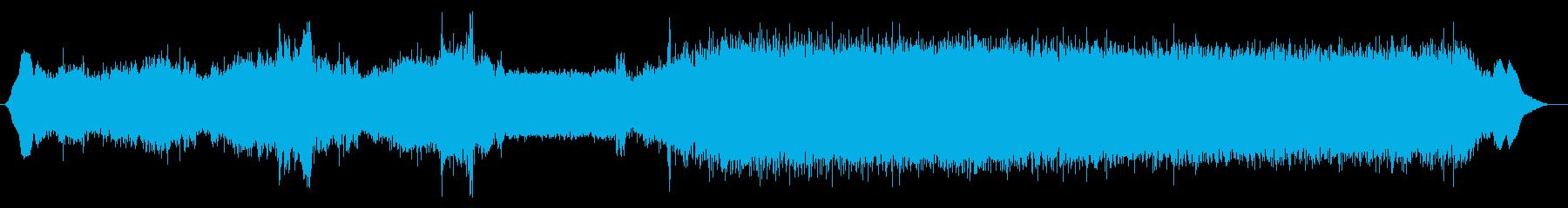 光学ドライブ03-1(動作音)の再生済みの波形