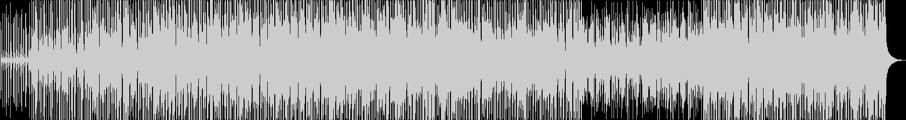 口笛メイン軽快なバンドサウンドの未再生の波形