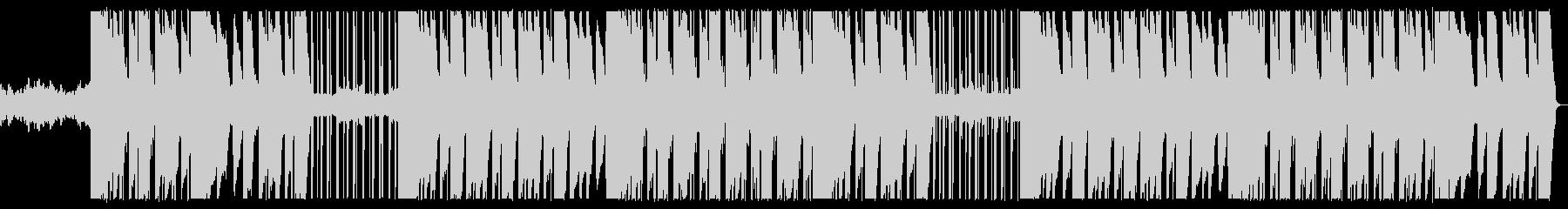 おしゃれ、ボイス、ヒップホップ、ソウルの未再生の波形