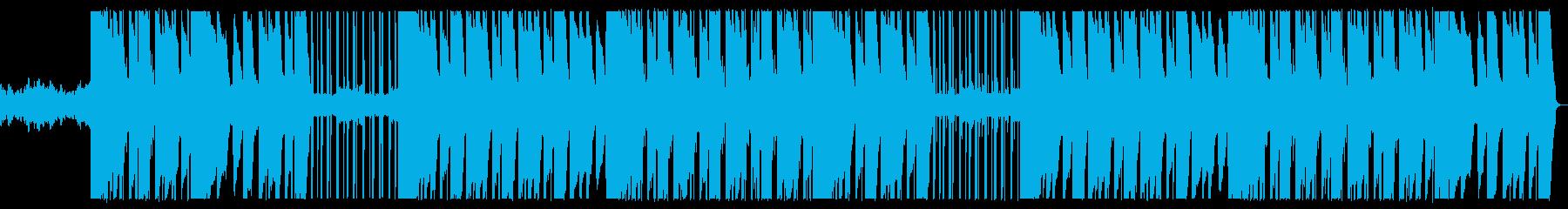 おしゃれ、ボイス、ヒップホップ、ソウルの再生済みの波形