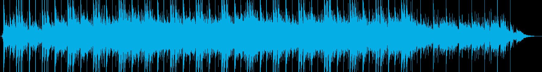 ポップ テクノ モダン ハードコア...の再生済みの波形