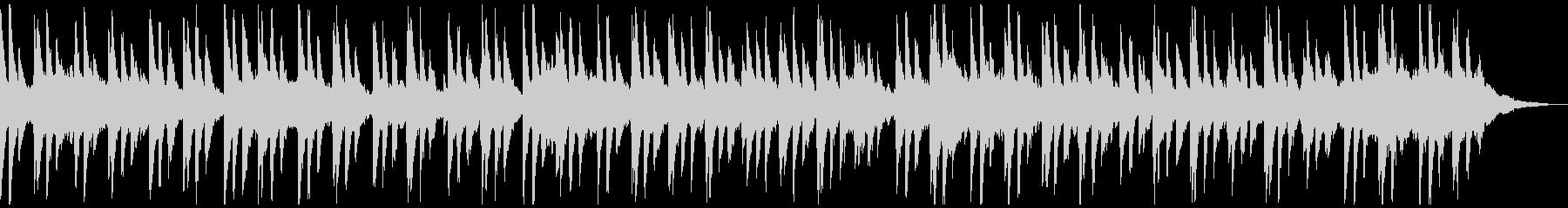 ブルース アンビエントミュージック...の未再生の波形