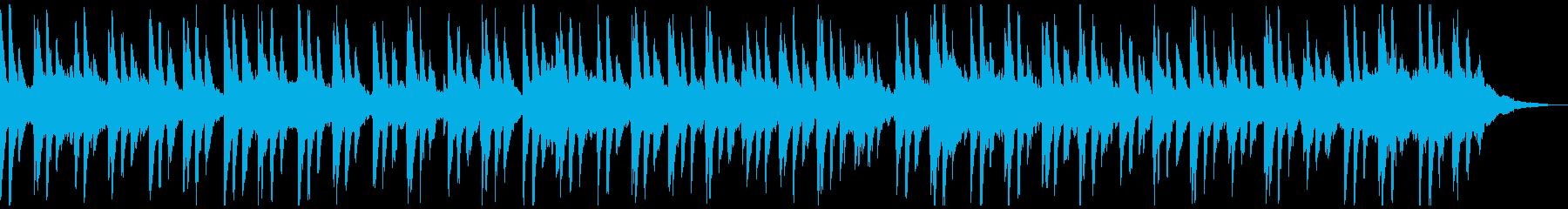 ブルース アンビエントミュージック...の再生済みの波形