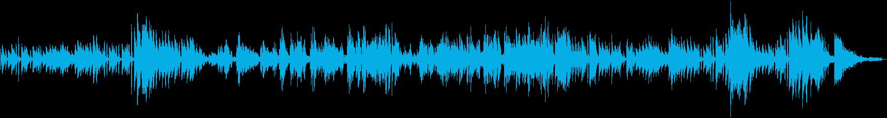 ジャズ お洒落 バックグラウンド ...の再生済みの波形