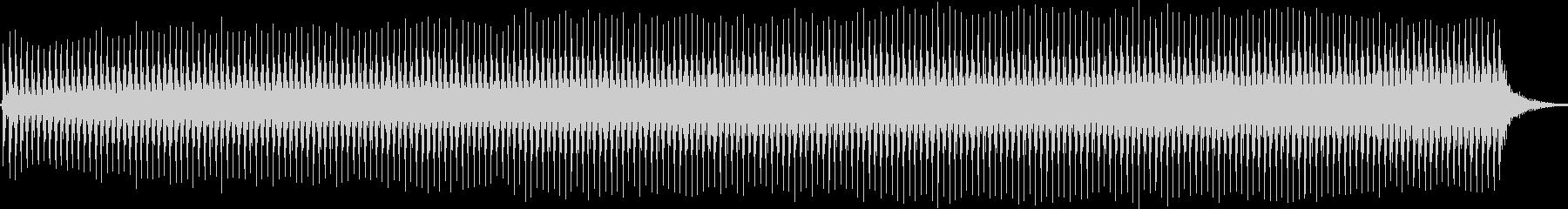 開演ブザー(ブーッ)の未再生の波形