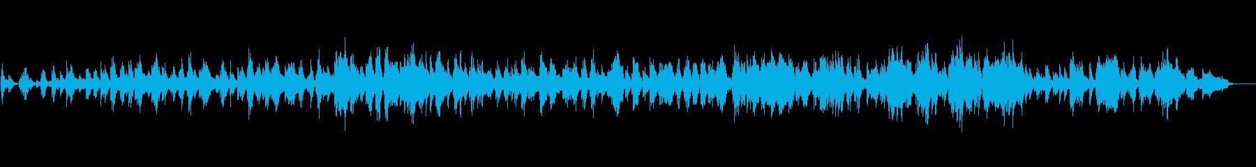 モダン・ジャズ・ナイトの再生済みの波形