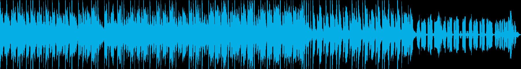 キュートで楽しいレトロなビデオゲー...の再生済みの波形