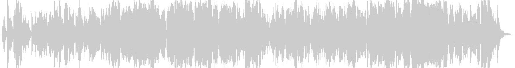 せつないピアノバラードです。の未再生の波形