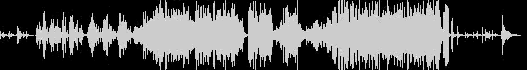 ソロピアノ。時々中世のゲーム。広い...の未再生の波形