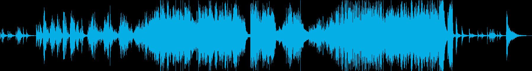 ソロピアノ。時々中世のゲーム。広い...の再生済みの波形