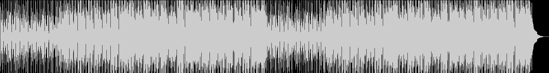 ハッピーキッズミュージックの未再生の波形
